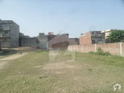 Plot Is Available For Sale On Paghowal Road, Chungi No 8, Neka Pura