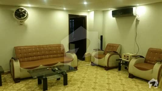 Well Furnished Apartment Is Available For Sale