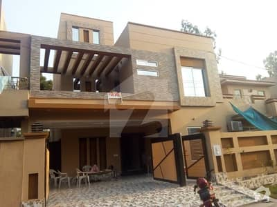 Gulshan E Lahore 10 Marla Newly Constructed House At A Very Peaceful Location Near Wapda Town