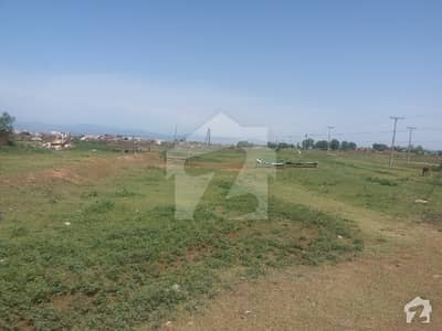 Plot For Sale On NUST Road In I-12/3