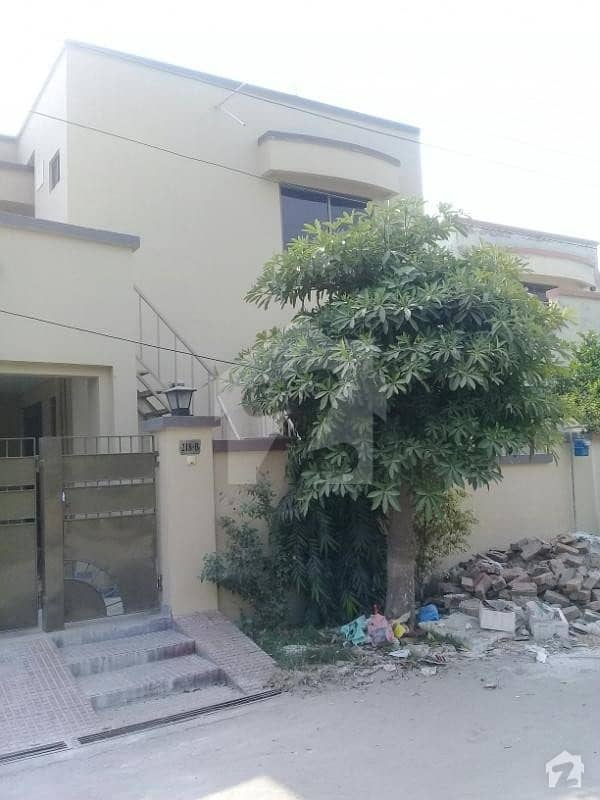 10 Marla Facing Park Lower Portion For Rent In Punjab Society Mohlanwal