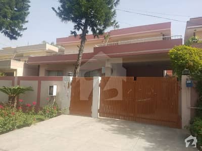 1 Kanal Brigadier House For Sale In Askari 7