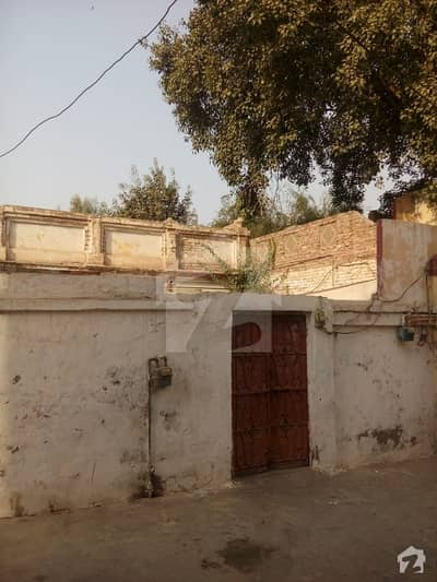 Old Construction House Is Available For Sale In Multan Cantt