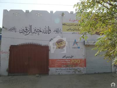 Single Storey Beautiful House For Sale At Kot Ghulam Muhammad, Okara By Pass Okara