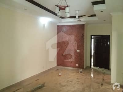 10 Marla House Basement  Ground Floor For Rent By Asian House Care Pvt Ltd