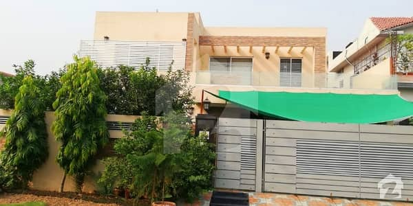 1 Kanal Slightly Used Beautiful Design Semi Furnished Bungalow In Dha Phase 3 Block Z