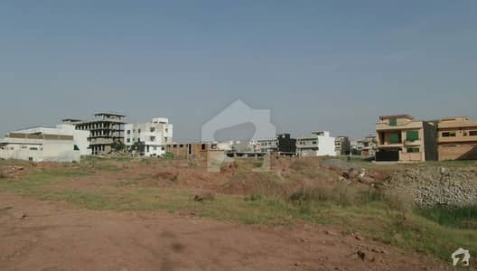 Tele Garden (T&T ECHS) - 7 Marla Plot For Sale On Good Location First Come First Avail