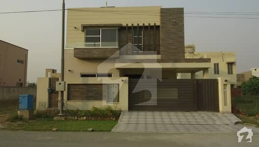 10 Marla House For Sale In Eden City