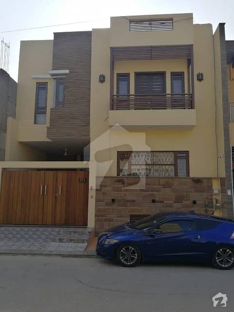 Brand New Classic 1350 Sq Feet Bungalow With Basement Theater Available For Sale In Dha Karachi