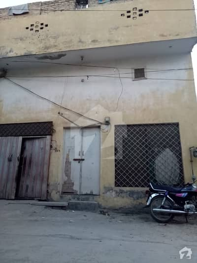 4 Marla Single Storey House For Sale Electric And Gas Meter Also Available