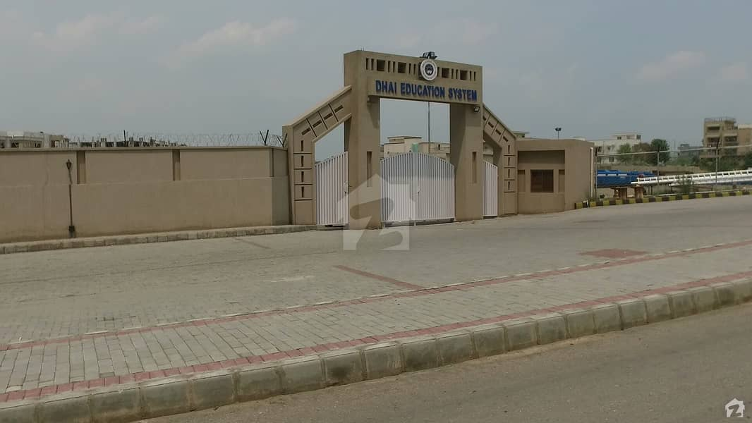Plot No  4 In Street 15 Sector D For Sale