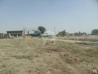 Residential Plot Is Available For Sale In Saadi Garden