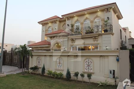 One Kanal Excellent Location House For Sale In DHA Phase 5