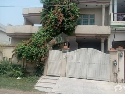 10 Marla Semi Commercial Double Story House For Sale In Sabzazar