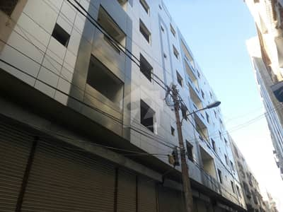 Brand New Flat Is Available For Sale At Badar Commercial Area Karachi