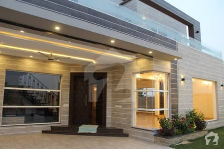1 Kanal Brand New Lavish Bungalow For Sale In DHA Phase 6