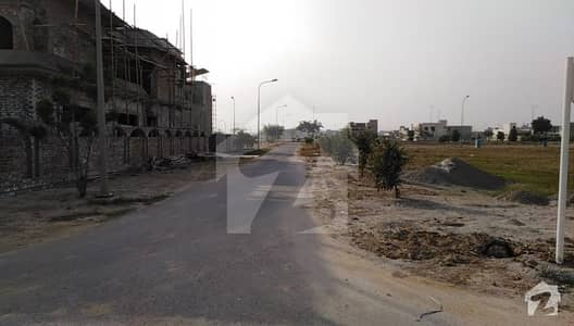 1 Kanal Plot for Sale In DHA Rahber Phase 1