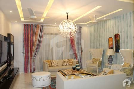 1 Kanal Brand New Fully Furnished Luxury Bungalow For Sale