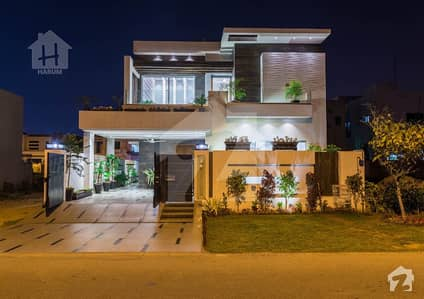 Brand New Luxury House At Entrance Very Prime Location