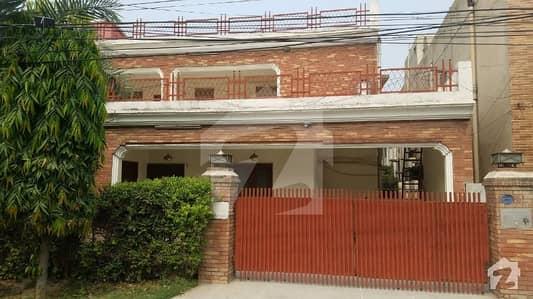 1 Kanal 5 Bed Bungalow For Sale In Garden Town Usman Block Opposite Barkat Market Behind KFC Cheaper Than Market