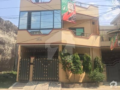 5 Marla House For Sale In Tajbagh