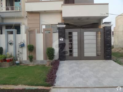 Double Storey Brand New Beautiful House For Sale At Green City, Okara