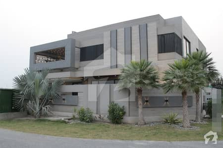 22 Marla Brand New Corner Bungalow Is For Sale In Dha Phase 6