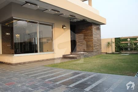 1 Kanal Brand New Lavish Style New Bungalow In DHA  Phase 6