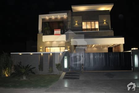 16 Marla Brand New Luxury Bungalow For Sale At Prime Location