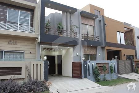 5 Marla Brand New Lavish House For Sale