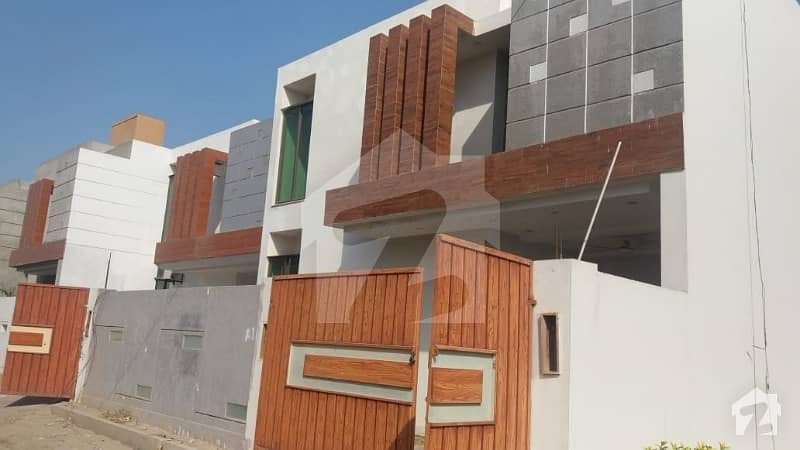7 Marla New Furnished House For Sale