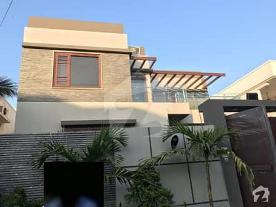 500 Sq Yard Modern Brand New Spanish Villa Available For Sale