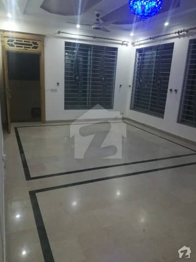 40x80 Basement For Rent With 3 Bedrooms In G13 Islamabad