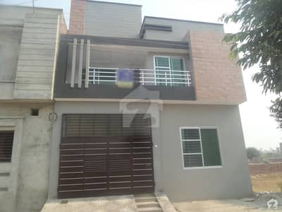 Newly Build Double Storey House