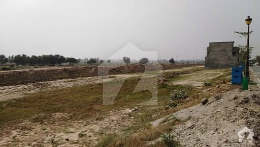 5 Marla Residential Pair Plot For Sale In Lake City At Hot Location