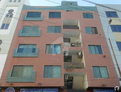 Apartment For Sale In DHA Phase 6 Bukhari Commercial