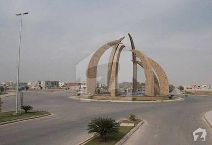 10Marla Plot For Sale In Quaid Block Bahria Town Lahore