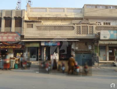 Double Storey Commercial Building For Sale At M. a Jinnah Road, Okara