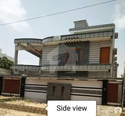 400 Sq Yard Double Storey Brand New West Open VIP Bungalow In GulistaneJauhar  Block 3