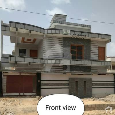 400 Sq Yard Double Storey Brand New West Open VIP Bungalow In Gulistan e Jauhar  Block 3