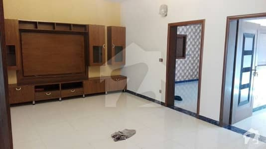 HOT OFFER 15 Marla ALMOST BRAND NEW LOWER Portion in MILITARY ACCOUNT Near WAPDA TOWN PHASE 1