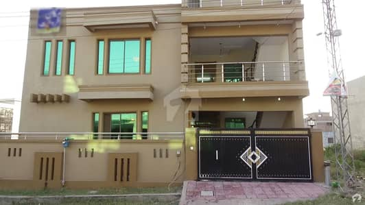 Airport Society Sector 4 Vip Extension Brand New Double Storey House 8 Marla Is For Sale