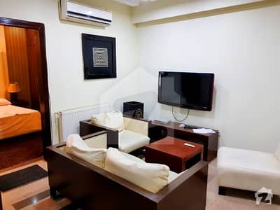 Luxurious 2 Bed Furnished Flat Is Available For Sale