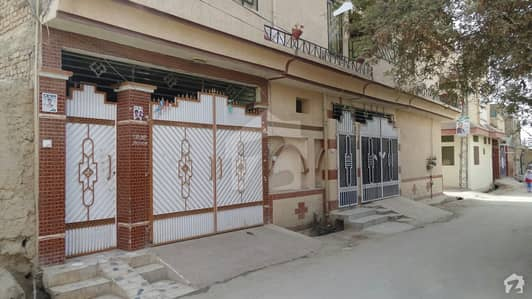 Double Storey House For Sale In Hameed Street On Jan Mohammad Road