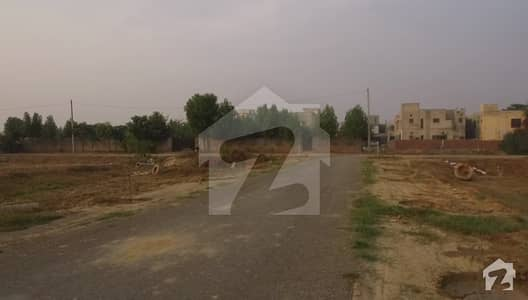 10 Marla Residential Plot For Sale In State Life Housing Society Lahore