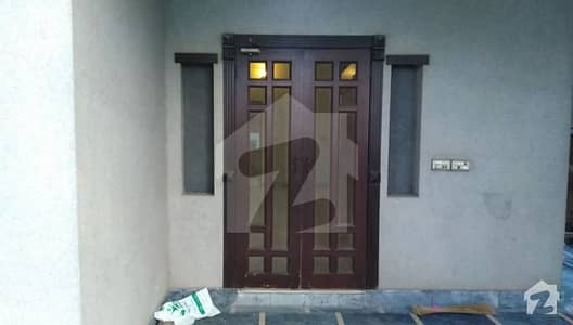 9 Marla 4 Year Old Construction House For Sale In Wapda Town
