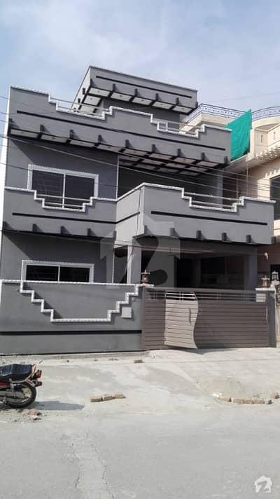 Brand New 10 Marla Double Unit House For Sale In Gulraiz 1