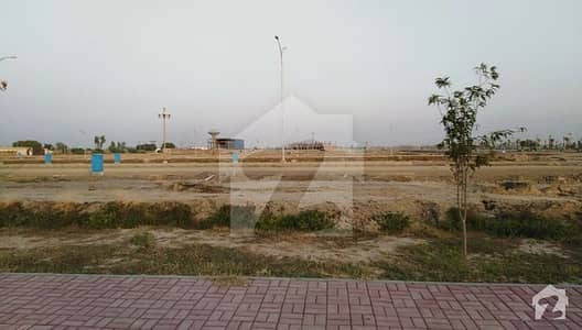 10 Marla Plot File In Bahria Orchard Phase 4 Is For Sale