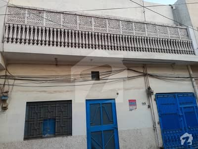 5 Marla Double Story House Available For Sale In Willayatabad Colony No 2