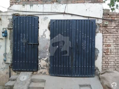 2. 5 Marla House For Sale In Hassanabad Colony